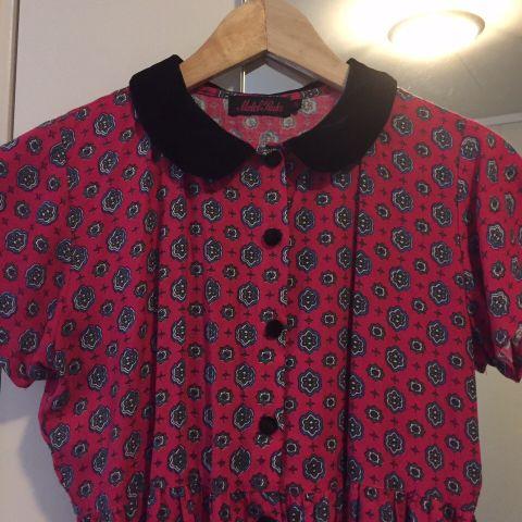 94f10f58 Babydoll-kjole fra Motel (small) - brukt én gang