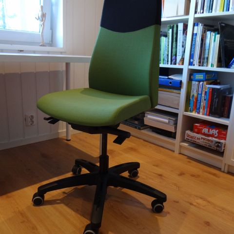 Ikea Malkolm Kontorstol koksgrå tøy   FINN.no