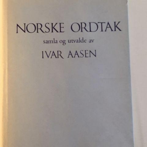 gamle norske ordtak kristiansand