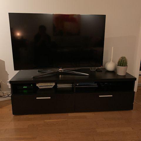 Svært Retro TV-benk. To skapdører og hyller. Fra Skeidar | FINN.no TV-56