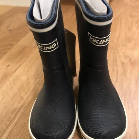 Viking gummistøvler str 20 | FINN.no