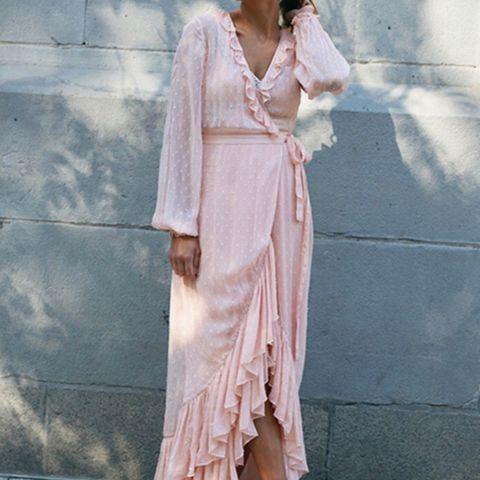 Helt ny kjole fra byTiMo, str M38 | FINN.no