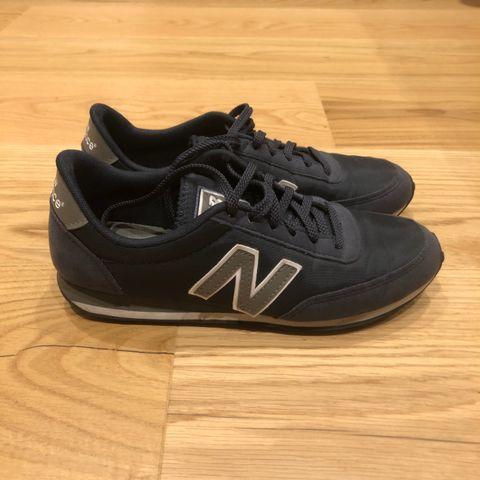 Sorte fila sko str 37 | FINN.no