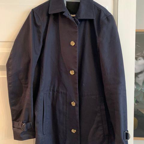 FjallRaven Sarek Trekking Jacket Ink Blue en