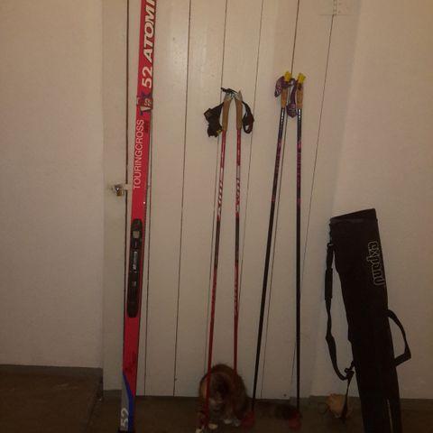 Helt nye Salomon Skistøvler, Str 40, liten størrelse | FINN.no