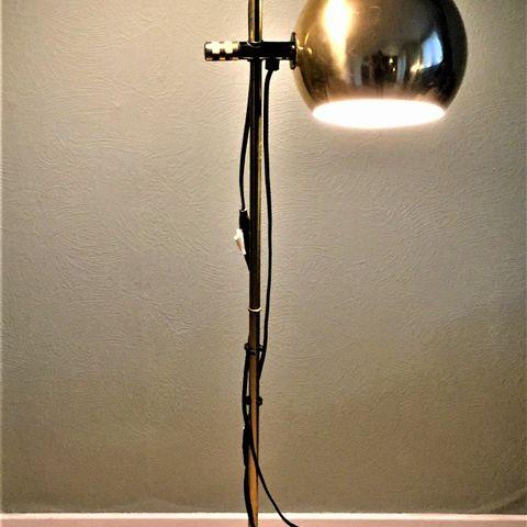 Retro Lampe HEMI KLOT 1 Norge | FINN.no