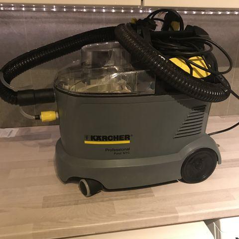 nilfisk vp930 industri støvsuger til salgs med poser. | FINN.no