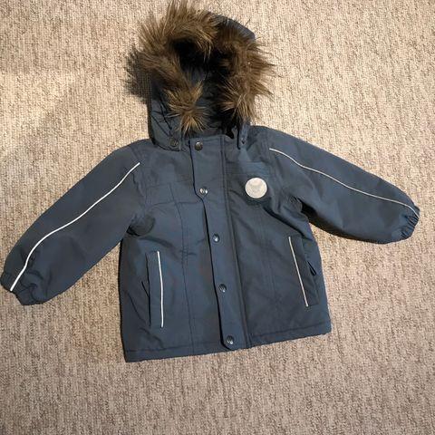 d2edd717 Vinterjakke fra Wheat strl.80