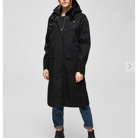 8a0ea43d -50% Svea Ida Jacket - Medium lang jakke *gratis frakt · Lang kåpe fra  Selected Femme