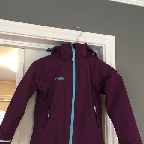 61292f57 Bergans insulated jakke str 12 år | FINN.no