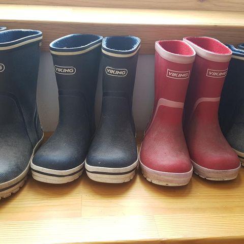 b3bed2271a14 Viking vår sko str 24 UBRUKT · Viking støvler selges billig