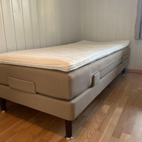 Uvanlig Brukt seng m/madrass og overmadrass | FINN.no OG-98
