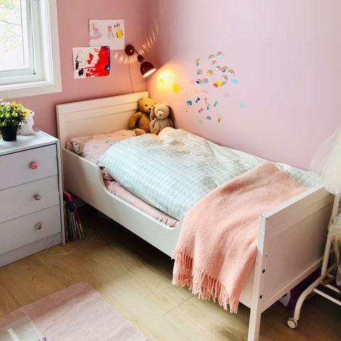 Uvanlig Hvit Ikea seng barn', Torget | FINN.no XI-32