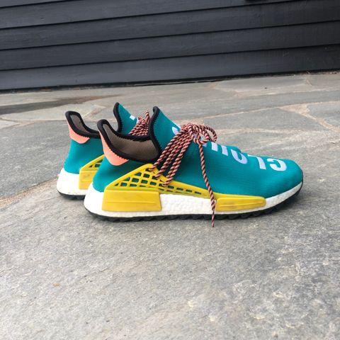 adidas Human Race NMD Pharrell Sun Glow
