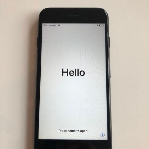 Bare ut IPHONE 7 PLUS 32GB SOMY NY MED GARANTI, INNBYTTE MULIGHET HOS OSS MD-43