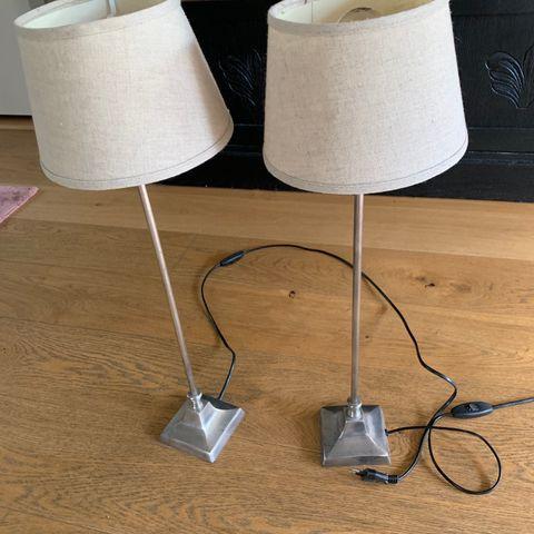 Seriøst Sort lamper fra Bohus selges hbo 1000 kr for begge! | FINN.no RW-73