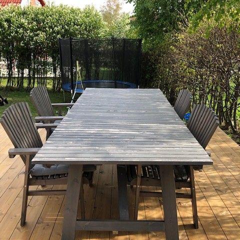 Veldig Hållö Solseng pute / madrass grå (IKEA) ønskes kjøpt | FINN.no ZO-88