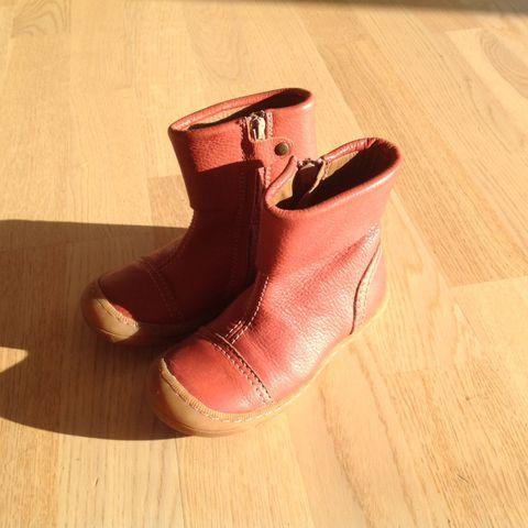 448515985621 Pent brukte sommer sandaler og badesko i str 21
