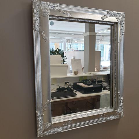 Fersk speil sølv', Torget | FINN.no DY-36