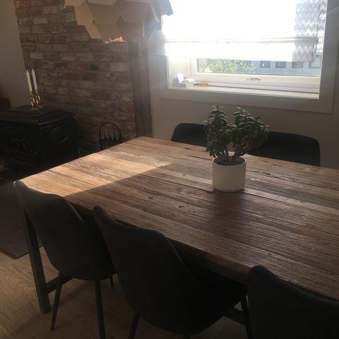 Hyggelig Spisebord med klaff i serien Royal oak fra Bohus | FINN.no LG-38