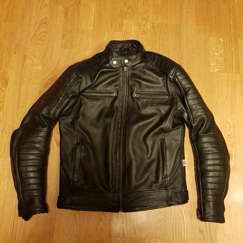 c58c5b26 Bullfighter cafe cruiser mc-jakke i skinn - mc-klær