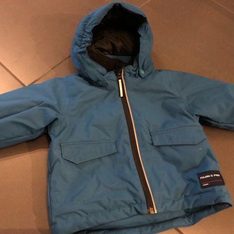 60fd571322e Vinterjakke baby Polarn O.Pyret | FINN.no