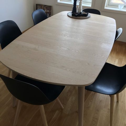 Wonderful Max spisestoler fra Skeidar til salg | FINN.no JJ-87