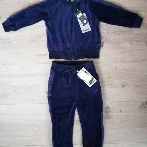 1f350d1c92d Hummel santo crew suit str 92 | FINN.no