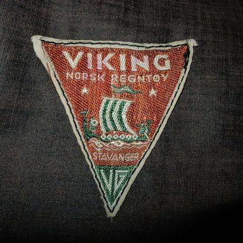 e2d4af58 Retro Viking regnfrakk str. Medium fra Viking i Stavanger