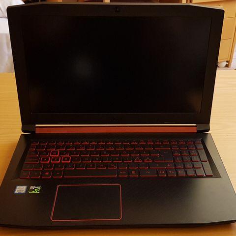 Rå Gaming Laptop i7, 16gb ram | FINN.no