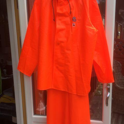 68df69fd oljehyre oransjregnsett ifra aalesund ekstra pris kr 400