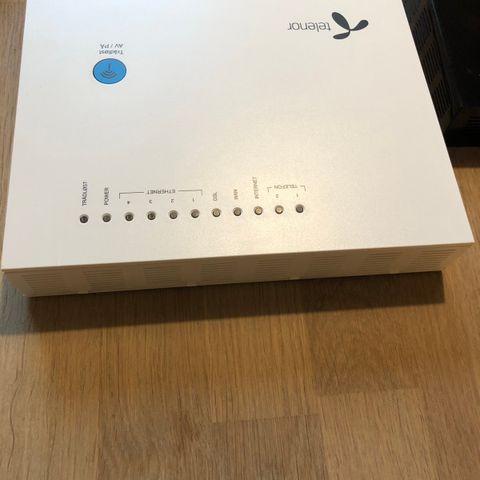Telenor Modem/router | FINN no