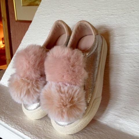 Ponny fairy gummistøvler,str 26,lys lilla mskimmermønster