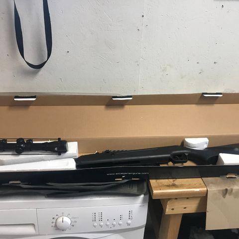 Gamo Viper Whisper SAT luftgevær 396ms/1300fps