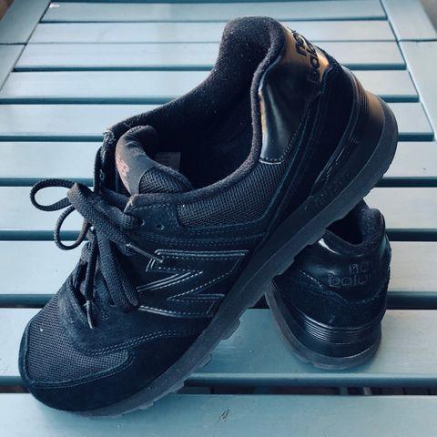 42) Adidas Ultra Boost 4.0 Triple Black | FINN.no
