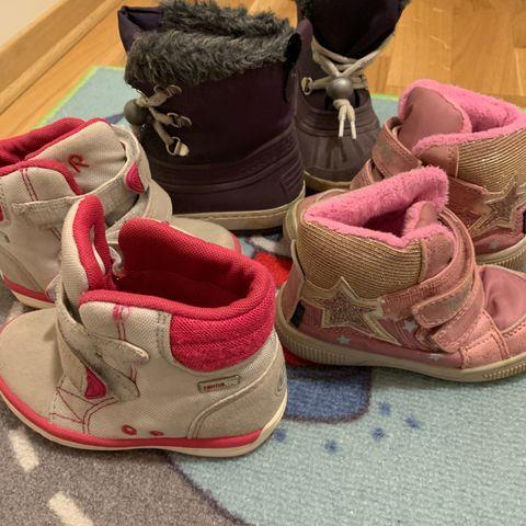 6 mnd sko