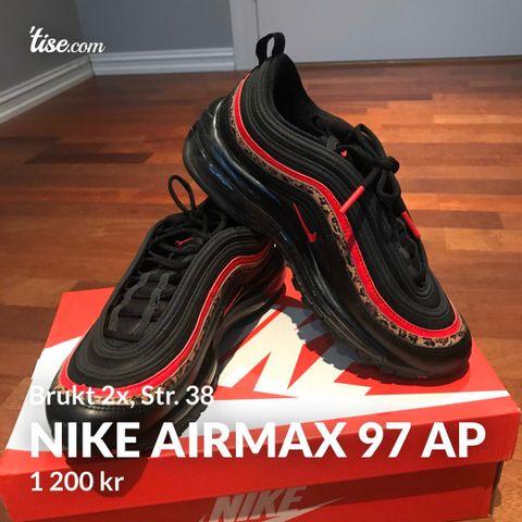 Nike Air Max 97 x Virgil Abloh collaboration   Sko