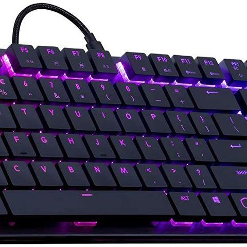 Turtle Beach IMPACT 700 Gaming Keyboard Komplett.no