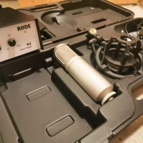 Sony C100 High Res Audio two way condenser