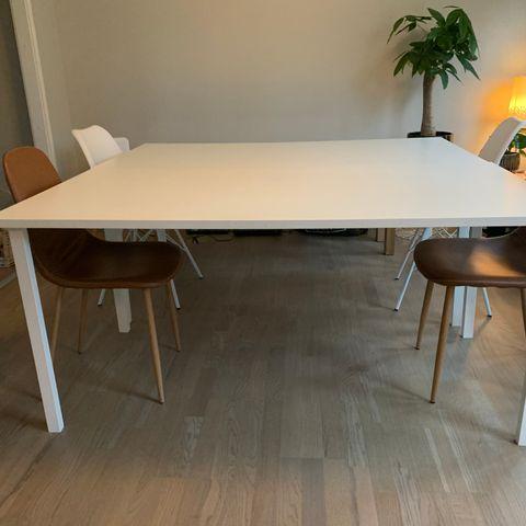 ROCCA spisebord, helt ubrukt   FINN.no
