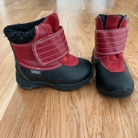 Superfit Str 21 Husky Gore tex vinterstøvler | FINN.no