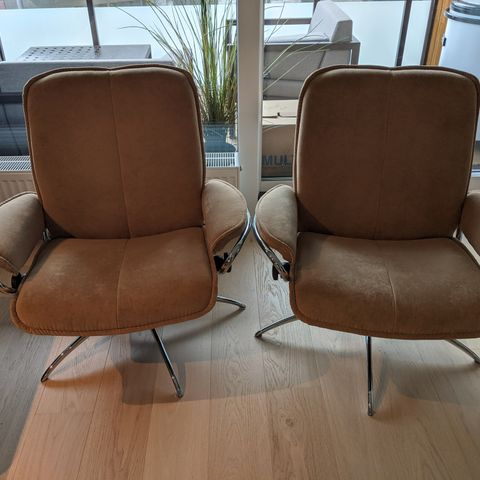Design lenestol, Clipper, fra den svenske produsenten Ire
