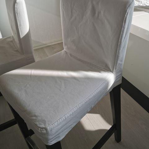 Trekk til IKEA Nils lenestol og overtrekk til Nils stol