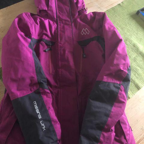 Norrøna Svalbard flex 2 jakke i str s   FINN.no