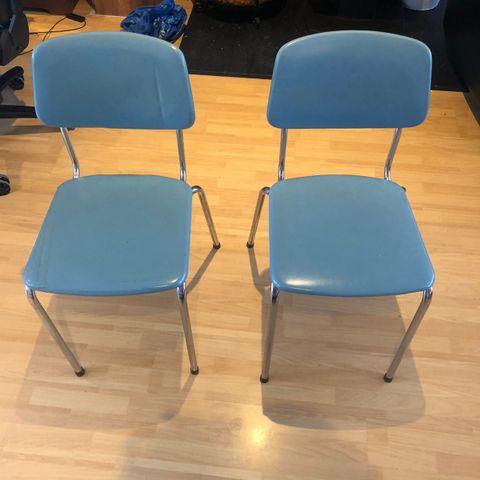 Kule stoler over 300 stoler tilgjengelig | FINN.no