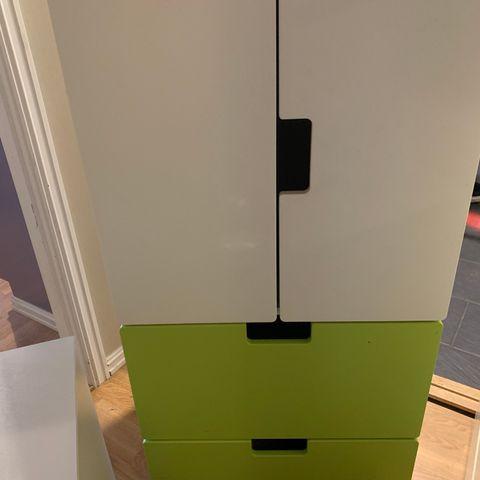 IKEA stuva stellebordskrivebord, benk og skap | FINN.no