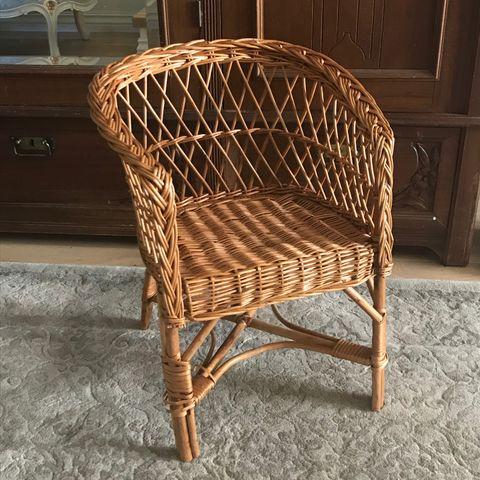 Kurvstol til barn | FINN.no