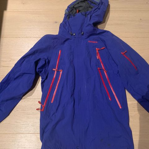 Norrøna Narvik jakke November 2020