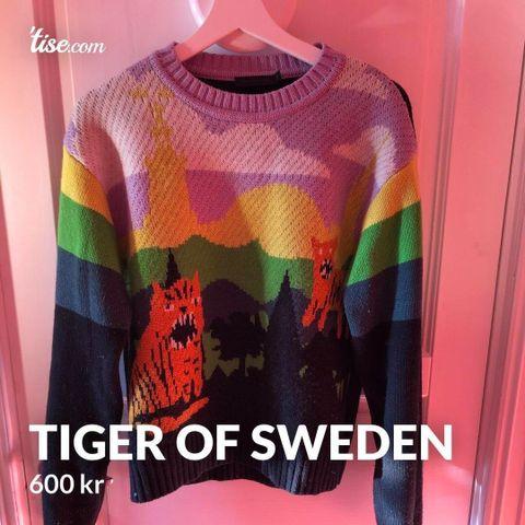 Lite brukt Mads Nørgaard genser selges | FINN.no