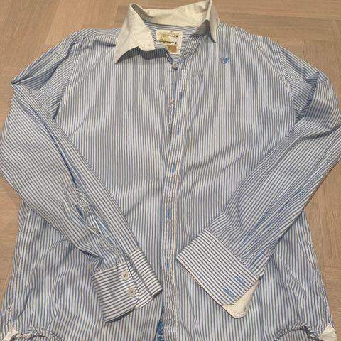 Bosweel & Sons skjorte, XL, lite brukt | FINN.no